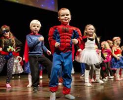 Balett Sundsvall Barn